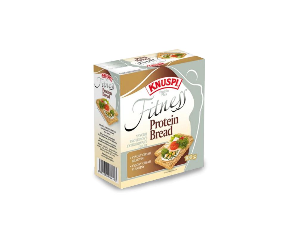 KNUSPI Proteinový chléb 100 g