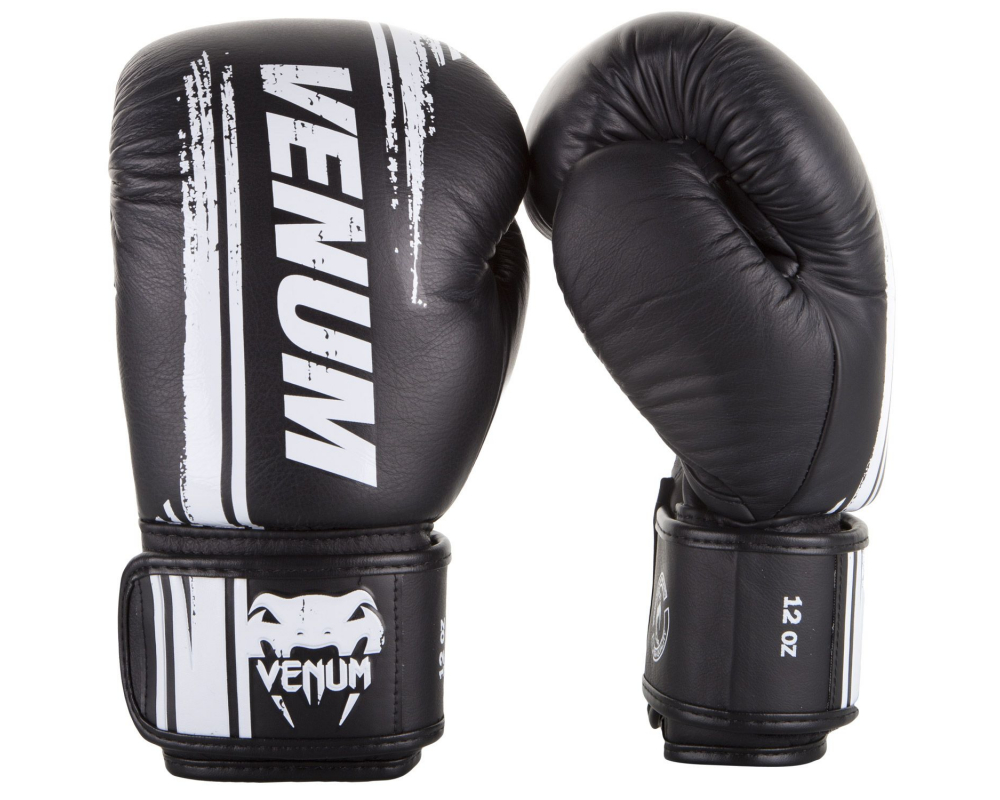 Boxerské rukavice Bangkok Spirit černé VENUM pair