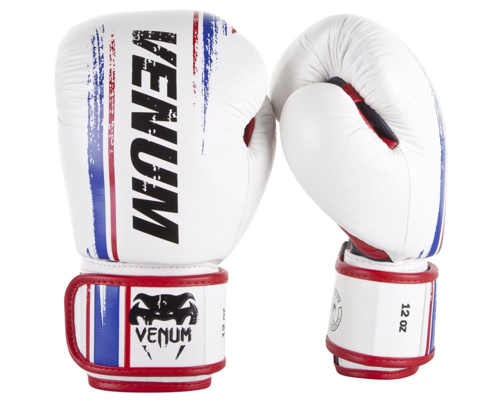 Boxerské rukavice Bangkok Spirit bílé VENUM