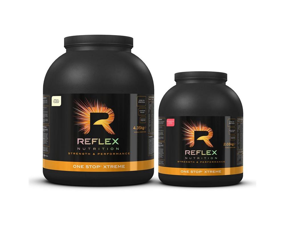 REFLEX One Stop XTREME 4,35 kg + 2,03 kg