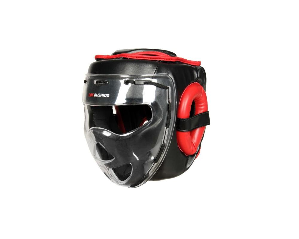 Boxerská helma ARH-2180 DBX BUSHIDO