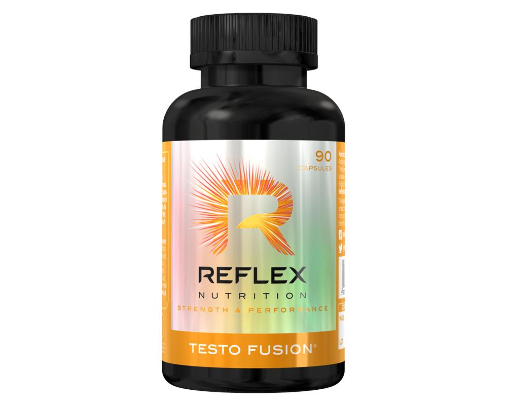 REFLEX Testo Fusion 90 kapslí