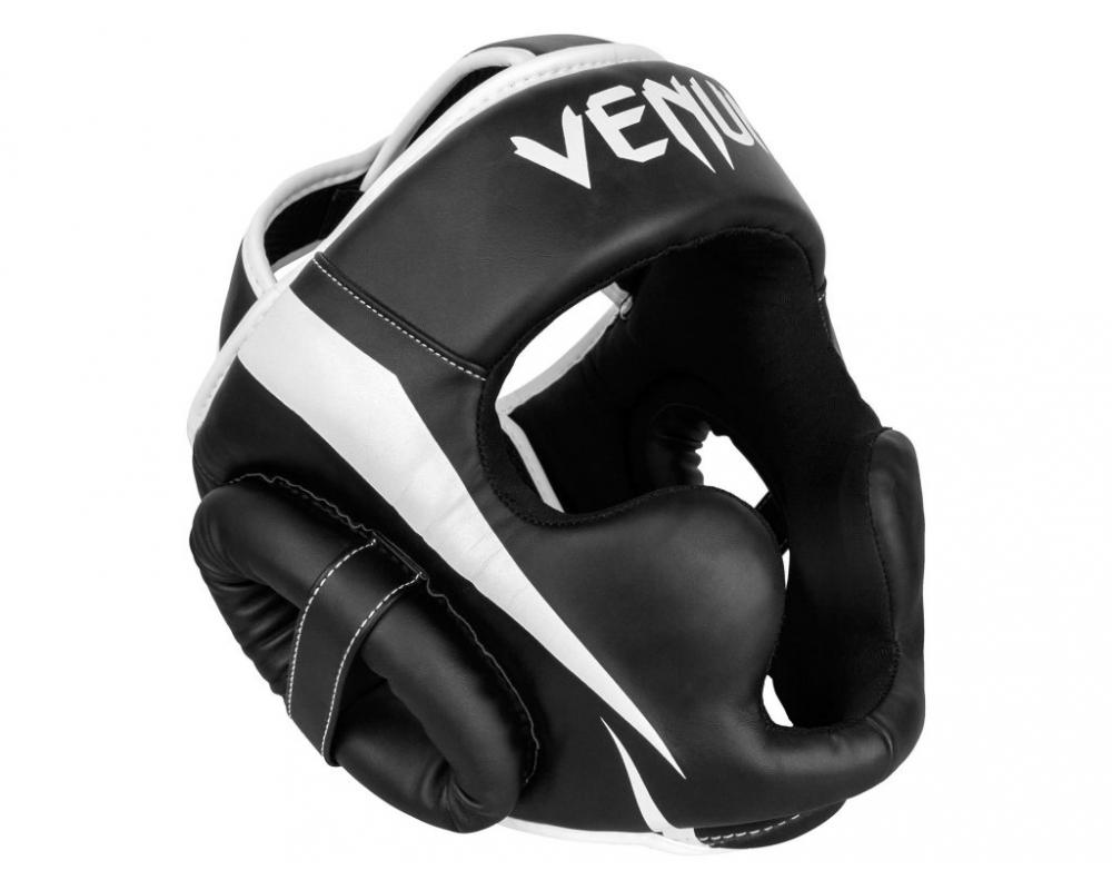 Chránič hlavy Elite černý bílý VENUM