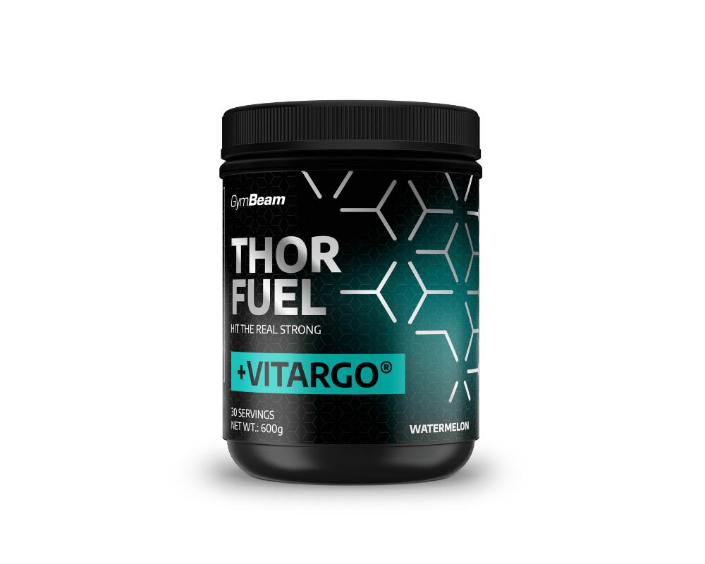 GymBeam Thor Fuel + Vitargo 600 g