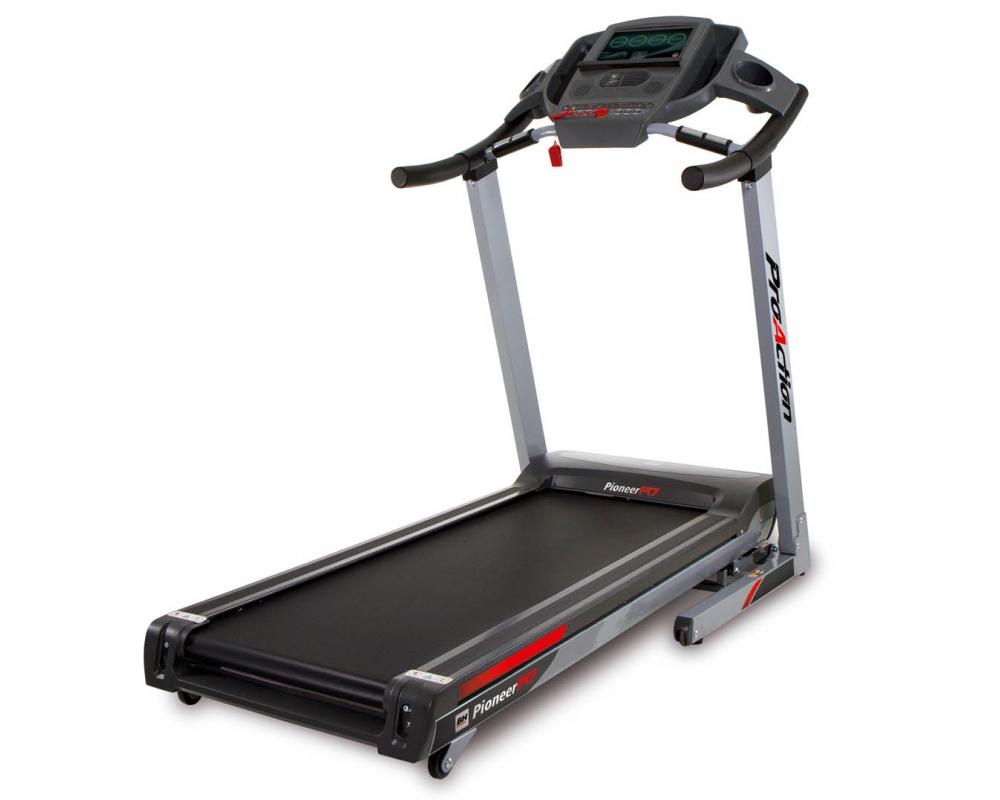 Běžecký pás BH Fitness Pioneer R7 TFT profil