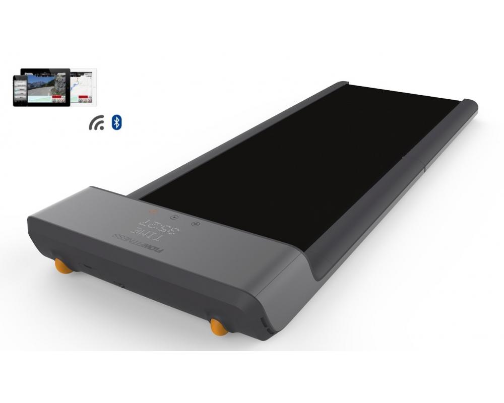 Běžecký pás Flow Fitness DTM100i profil + app