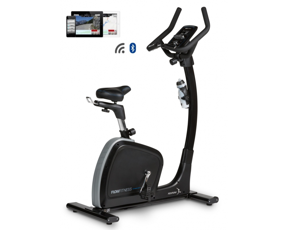 Rotoped Flow Fitness B2i z profilu + app