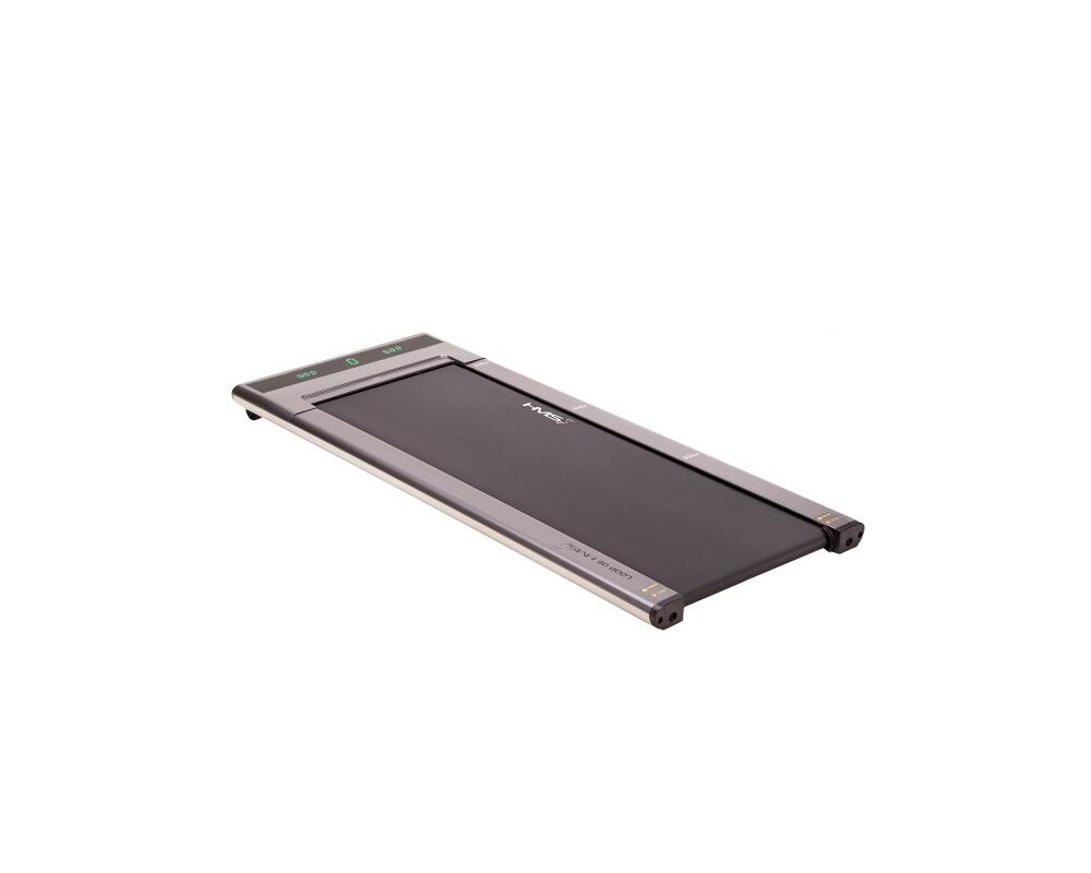 Běžecký pás Běžecký pás elektrický LOOP06 šedý