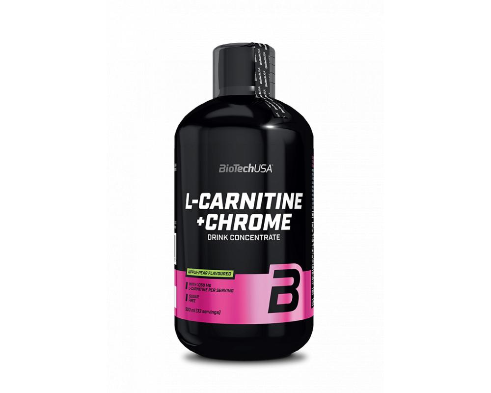 BIOTECH USA L-Carnitine 70000 + chrome