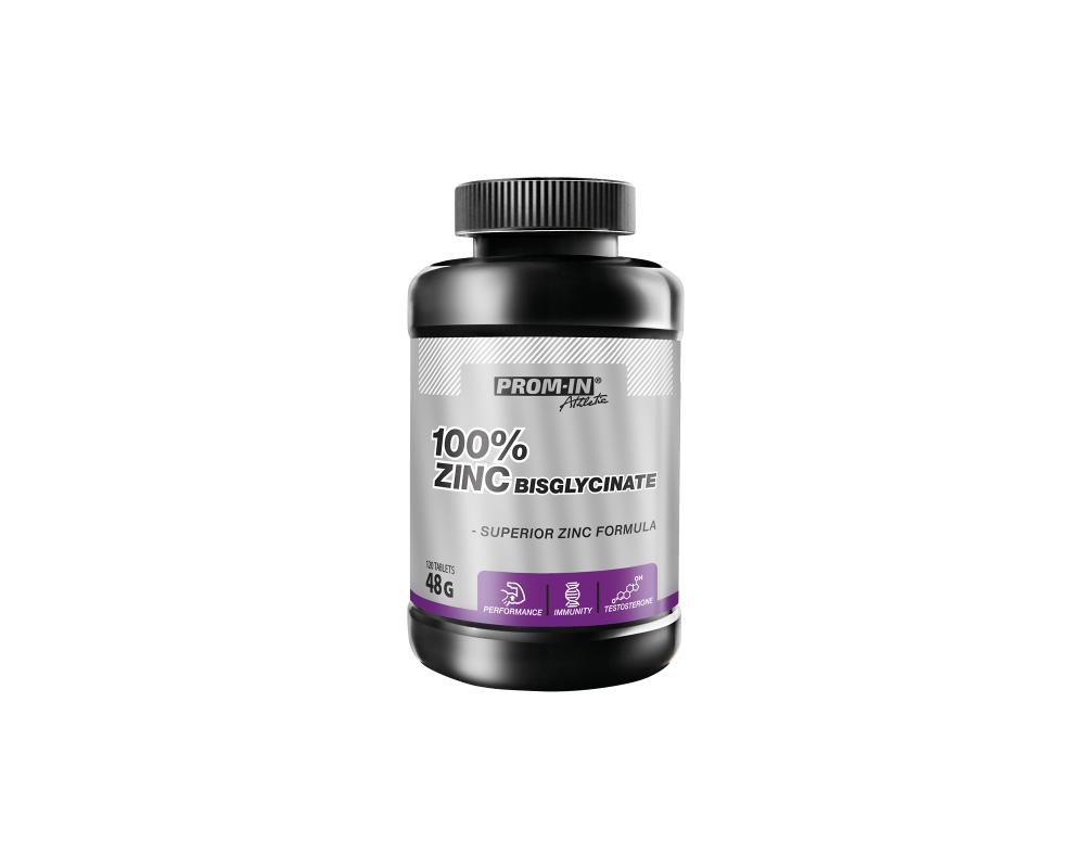 PROM-IN 100% Zinc Bisglycinate 120 tablet