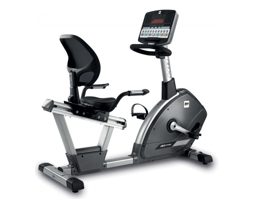 Rotoped BH Fitness LK7750 LED z profilu