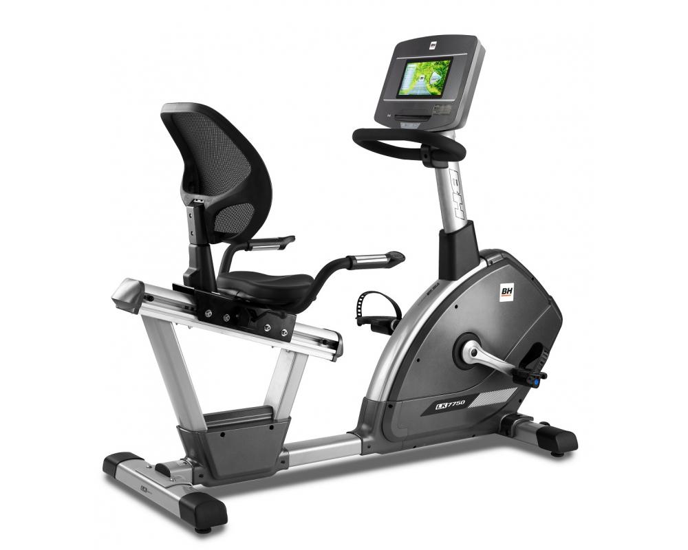 Rotoped BH Fitness LK7750 SmartFocus 12 z profilu