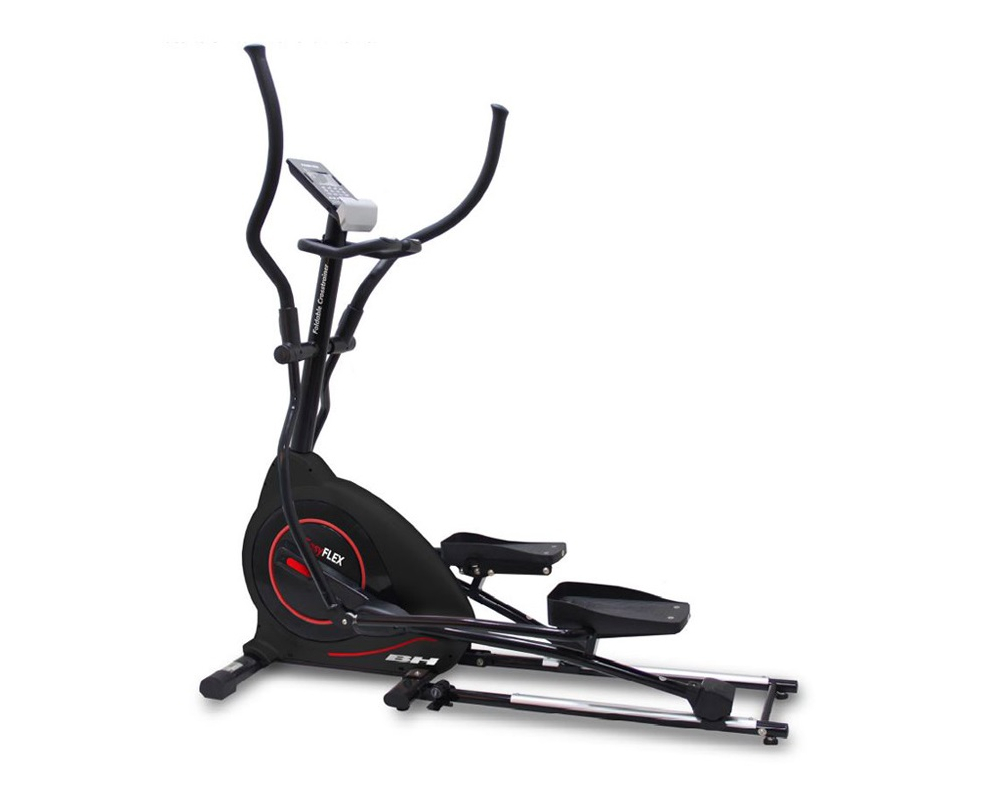 Eliptický trenažér BH Fitness EasyFlex z profilu