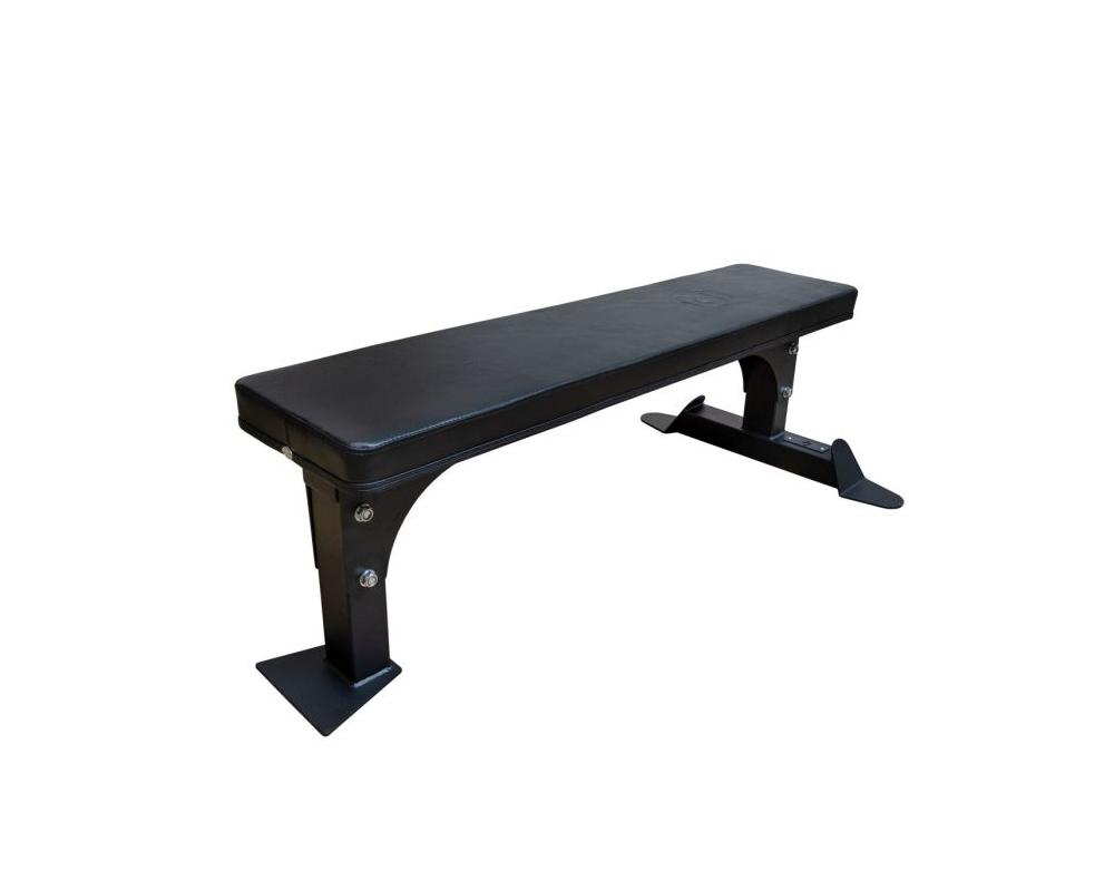 Posilovací lavice Heavy Duty Flat Bench profilová