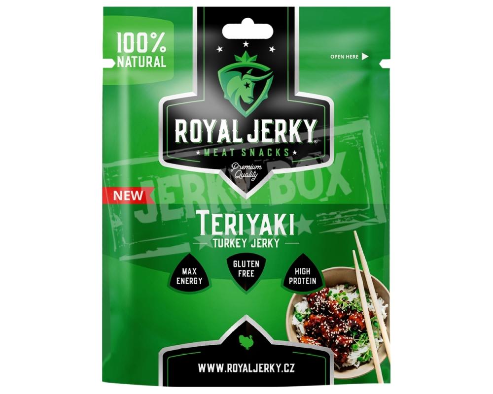royal jerky teriyaki