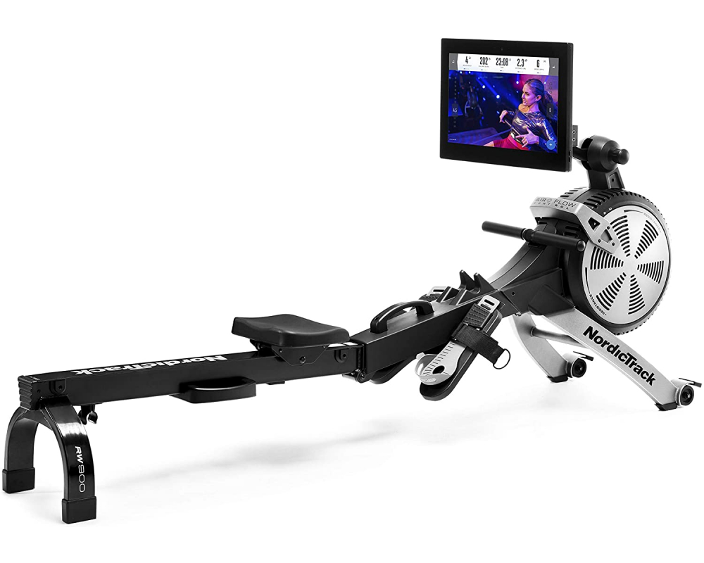 Veslovací trenažér NORDICTRACK RW900 HD