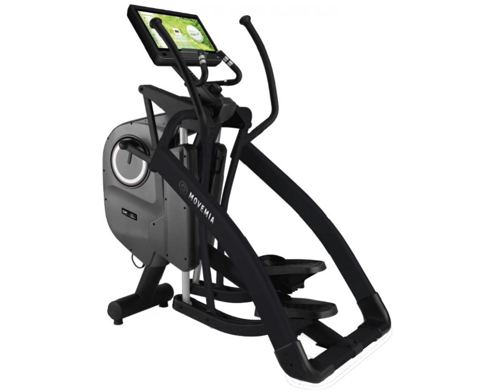 Eliptický trenažér BH Fitness Movemia EV1000 z profilu
