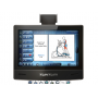 Přehledné funkce a hladké ovládání displeje u stroje TUNTURI PURE BIKE R 10.0