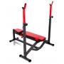 Posilovací lavice na bench press MARBO MS-L105