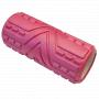 Masážní válec 33 cm růžový