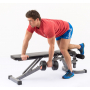Posilovací lavice na bench press TRINFIT Vario LX6 cvik 12g