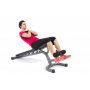 Posilovací lavice na bench press TRINFIT Vario LX6 cvikg