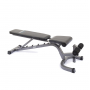 Posilovací lavice na bench press TRINFIT Vario LX6 rovnag