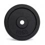Litinový kotouč černý lakovaný 10kgg