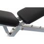 Posilovací lavice na jednoručky Posilovací lavice polohovací PROFI detail 2g