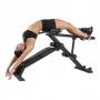 Posilovací lavice na břicho Tunturi CT80 Core Trainer cvik 3g