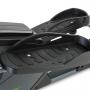 Eliptický trenažér TUNTURI Cardio Fit C30 Crosstrainer Rear nášlapy