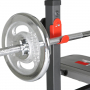 Posilovací lavice na bench press Hammer Bermuda XT - detail 3
