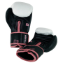 Boxerské rukavice - kůže Royal BAIL Circle pink vel. 10 oz inside