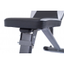 Posilovací lavice na jednoručky TRINFIT Vario LX3_sklápěcí mechanismusg