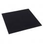 TRINFIT Gumová podložka pod činky 100 x 100 cm černág
