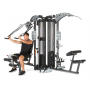Posilovací věž  FINNLO MAXIMUM M5 multi-gym bench press v sedě