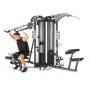 Posilovací věž  FINNLO MAXIMUM M5 multi-gym tlaky ramena