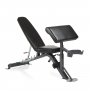 Posilovací lavice na břicho FINNLO MAXIMUM FT2 lavice bicepsový pult
