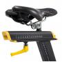 Cyklotrenažér FINNLO Speedbike PRO - nastavení sedla 2
