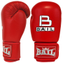 Boxerské rukavice Predator BAIL červené