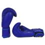 Boxerské rukavice Predator BAIL modré pohled