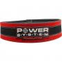 Fitness opasek Stronglift červený POWER SYSTEM