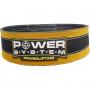 Fitness opasek Stronglift žlutý POWER SYSTEM