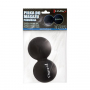 Masážní míček dvojitý Lacrosse Ball HMS balení