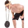 Opasek na hlavu s řetězem Neck Belt TUNTURI workout