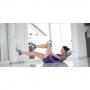 Posilovací lavice na břicho Ab Roller Basic KETTLER modrý workout 3