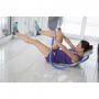 Posilovací lavice na břicho Ab Roller Basic KETTLER modrý workout 4