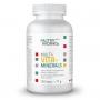 NUTRIWORKS Multivita-minerals 120 kapslí