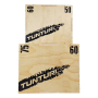 Plyometrická bedna dřevěná TUNTURI Plyo Box promo 3