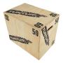 Plyometrická bedna dřevěná TUNTURI Plyo Box uhel 5
